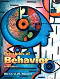 img - for Principles Of Behavior- (Value Pack w/MySearchLab) (6th Edition) by Malott Ph.D. Richard W. Trojan Elizabeth A. (2008-12-26) Paperback book / textbook / text book