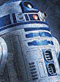 Buffalo Games Star Wars Photomosaic: R2-D2 - 1000 Piece Jigsaw Puzzle by Buffalo Games