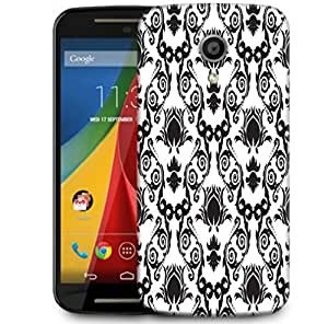 Snoogg Variety Of Pattern Designer Protective Phone Back Case Cover For Motorola G 2nd Genration / Moto G 2nd Gen