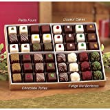 The Swiss Colony Petits Fours and Bonbons Assortments Gift of 48