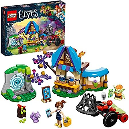 LEGO - 41182 - Elves - Jeu de Construction - La Capture de Sophie Jones