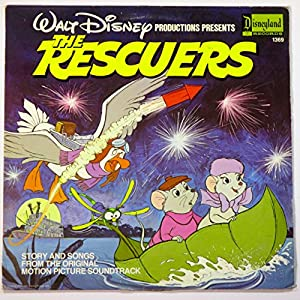 Walt Disney Production Presents The Rescuers Amazon