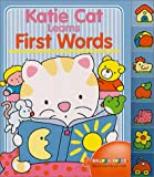 img - for Balloon: Katie Cat Learns First Words book / textbook / text book