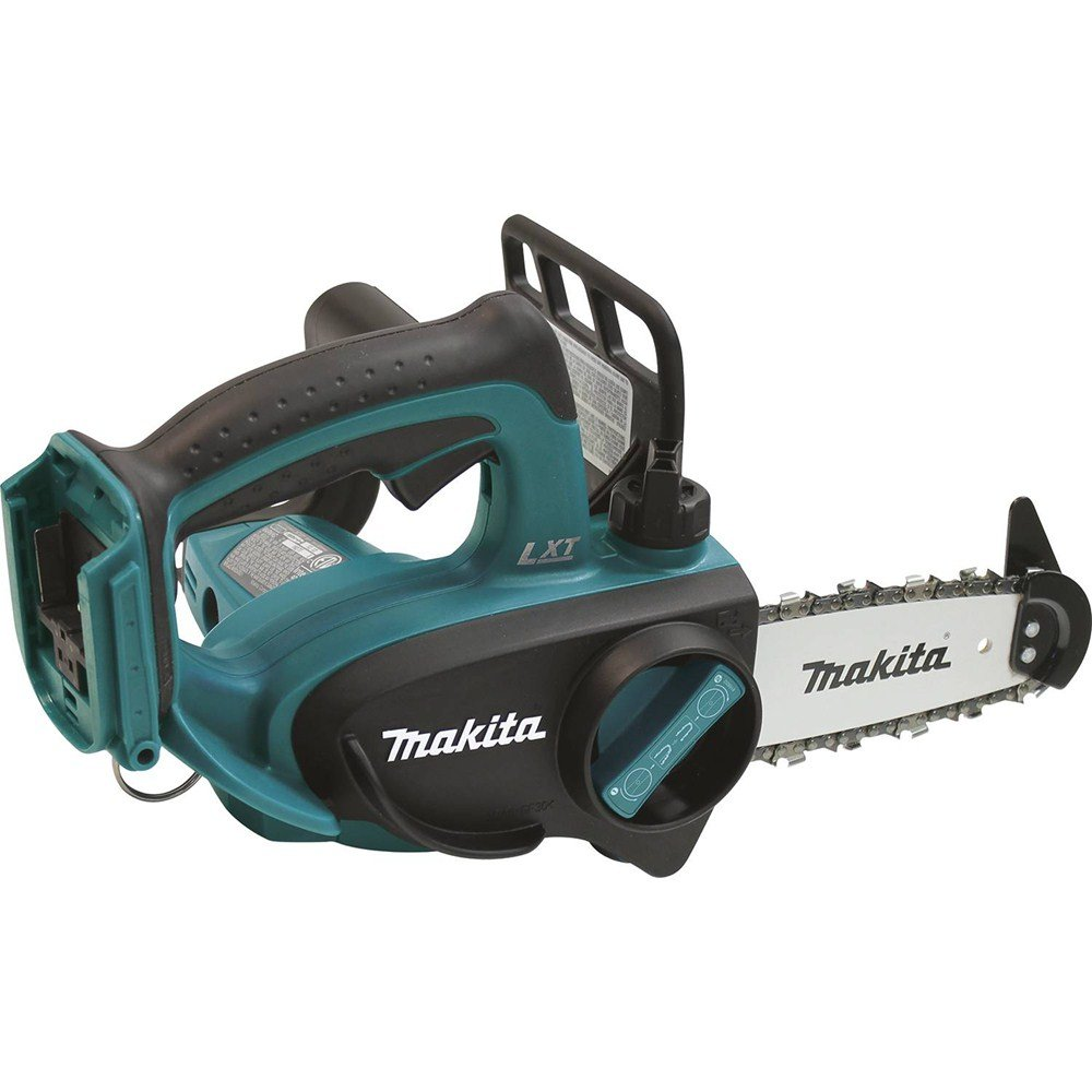 "Makita XCU01Z 18V LXT Lithium-Ion Cordless 4-1/2"" Chain Saw (Bare Tool Only)"