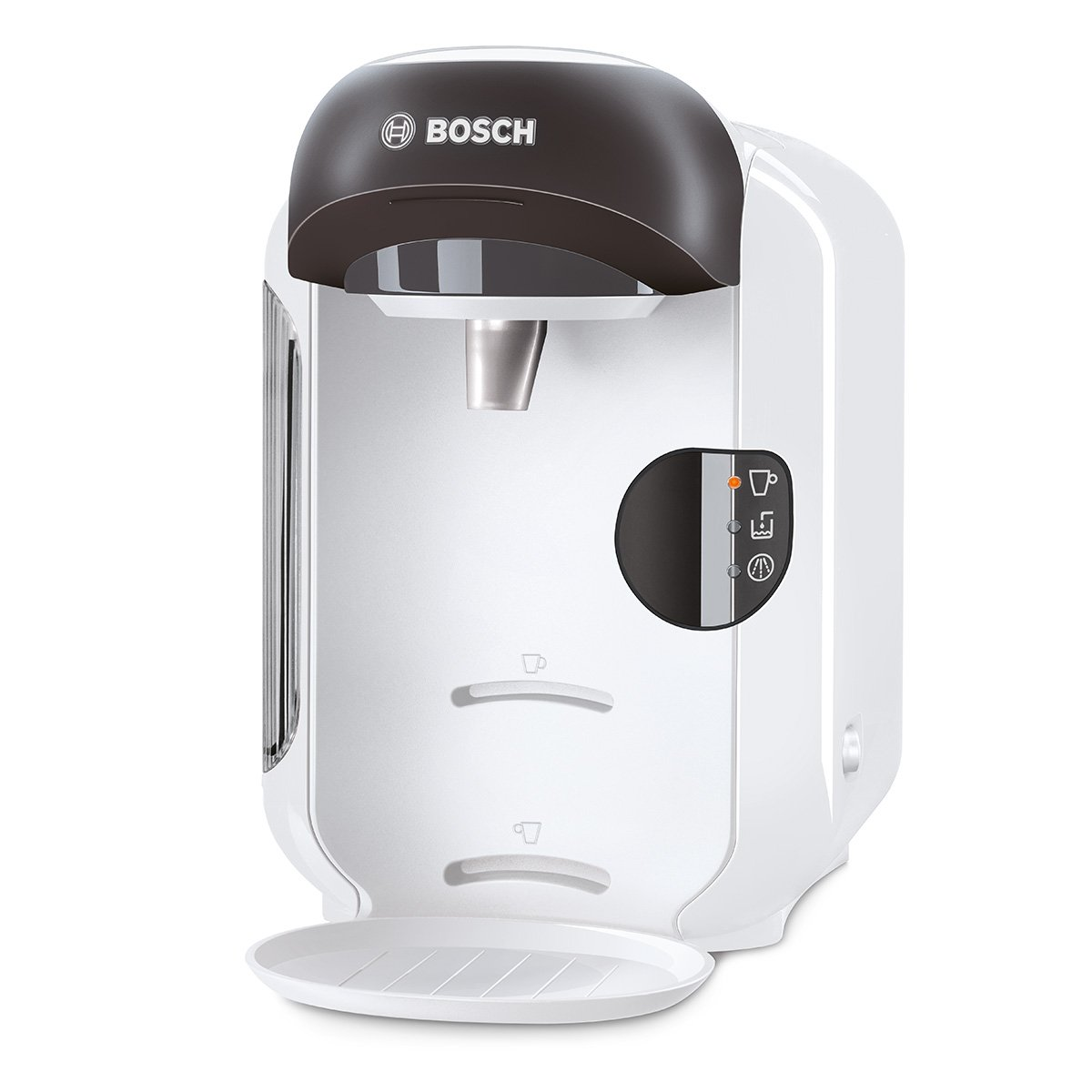 bosch tassimo tas1254gb vivy multi beverage hot drinks coffee machine 1300 white ebay. Black Bedroom Furniture Sets. Home Design Ideas