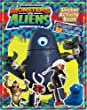 Monsters Vs Aliens - Sticker Activity Book
