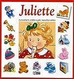 echange, troc Doris Lauer - Juliette, Autocollants prédécoupés repositionnables : La Chambre de Juliette ; Juliette et son chat ; Juliette va au cirque