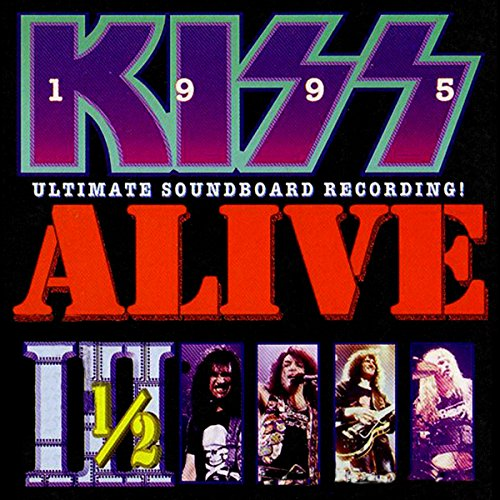 Alive III 1/2 by KISS