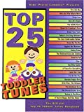Top 25 Toddler Tunes (Sacred Folio)