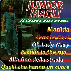 Junior Magli - Alla Fine Della Strada
