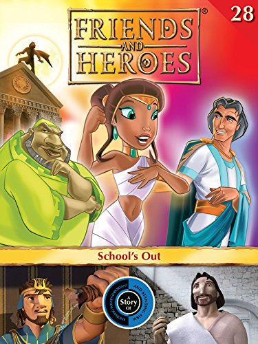 Friends and Heroes, Volume 28 - School's Out