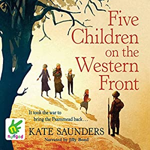 Five Children on the Western Front Audiobook