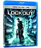 Lockout / Sécurité maximale (Bilingue) [Blu-ray + DVD]