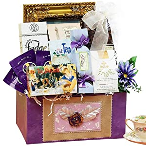 Art of Appreciation Gift Baskets  Because You're Special Gift Box