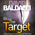 The Target (       UNABRIDGED) by David Baldacci Narrated by Orlagh Cassidy, Ron McLarty