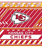 Turner NFL Kansas City Chiefs Stretch Book Covers (8190180) at Amazon.com