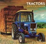 2013 Calendar: Tractors: 12-month cal...