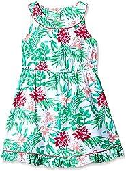 Nautica Kids Girls' Dress (NCG0143Q330_Light Green_04)