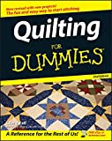 img - for Wiley Publishers-Quilting For Dummies book / textbook / text book