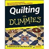 Quilting For Dummies ~ Cheryl Fall