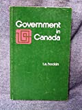 img - for Government in Canada (Comparative Modern Governments) book / textbook / text book