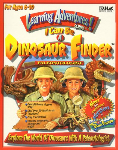 I Can Be A Dinosaur Finder