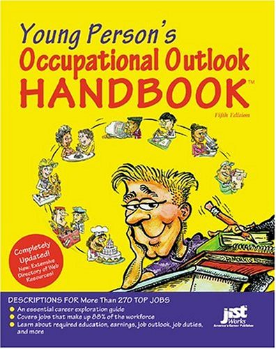 Young Person's Occupational Outlook Handbook