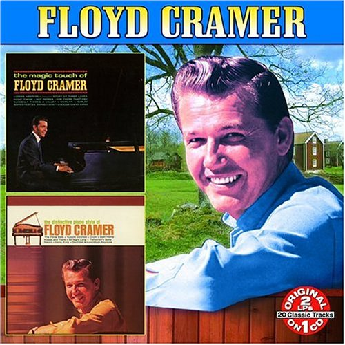 Floyd Cramer - The Magic Touch - Zortam Music