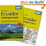 DuMont Reise-Handbuch Reiseführer Ecuador, Galapagos-Inseln