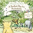 Winnie-the-Pooh A Perfect Day for Poohsticks A Peek-through Book