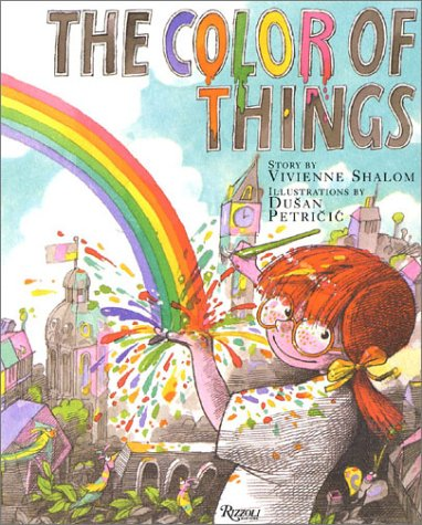 The Color of Things, by Vivienne Shalom