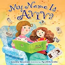 My Name Is Aviva Audiobook by Lesléa Newman Narrated by  Book Buddy Digital Media
