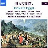 ヘンデル:オラトリオ「エジプトのイスラエル人」(オリジナル楽器使用)
