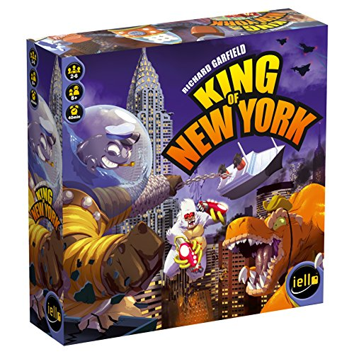 King of New York Board Game (New York Board Game compare prices)