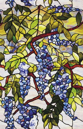 Wisteria Window Film 24-by-36-Inch image