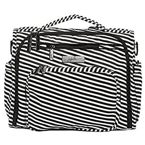 B.F.F. Diaper Bag - Black Magic by Ju-Ju-Be