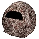 Ameristep G2 Dog House Steel Spring Hunting Blind (Realtree APHD Camo) by Ameristep