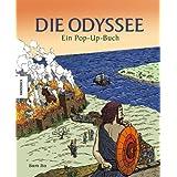 """Die Odyssee - Ein Pop-Up-Buchvon """"Sam Ita"""""""