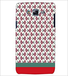 PrintDhaba Fish Pattern D-1867 Back Case Cover for SAMSUNG GALAXY ON 5 (Multi-Coloured)