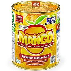 Alphonso Mango Pulp (850 g)