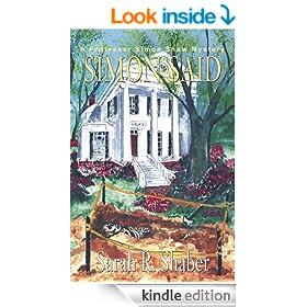 Simon Said (The Professor Simon Shaw Murder Mysteries Book 1)