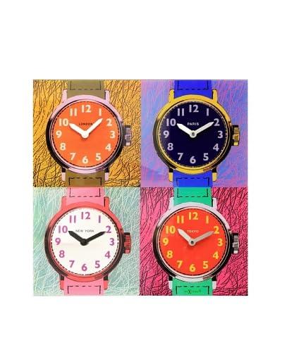 NeXtime Time Zones Clock
