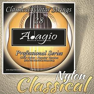Adagio Professional Classical Nylon Guitar Strings