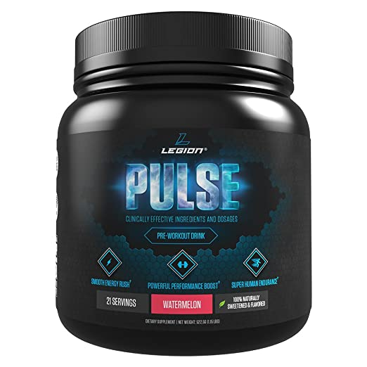 Legion Pulse Pre Workout Supplement