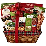Wine Country Gift Baskets Gourmet Fare Assortment, 7 Pound