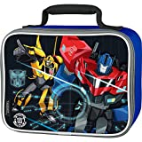 Thermos Transformers Soft Standard Lunch Kit Bag Optimus Prime Bumblebee