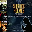 Sherlock Holmes: The Drakons Collection (       UNABRIDGED) by Pennie Mae Cartawick Narrated by Mark Deakins