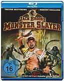 echange, troc Jack Brooks - Monster Slayer - Ich bin nur der... [Blu-ray] [Import allemand]