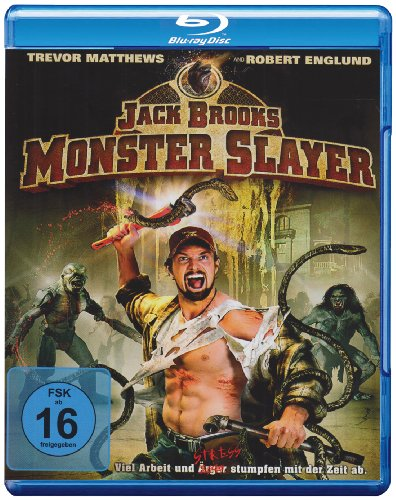 Jack Brooks - Monster Slayer [Blu-ray]