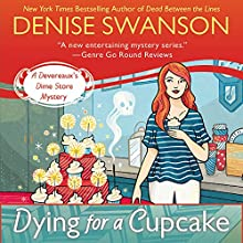 Dying for a Cupcake (       UNABRIDGED) by Denise Swanson Narrated by Maia Guest